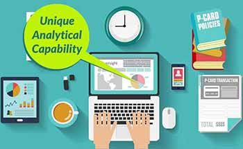 Developing Analytical Capabilities with Oracle on examples