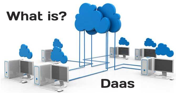 Data as a Service - DaaS overview