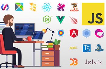 Обзор и сравнение фреймворков и библиотек JavaScript