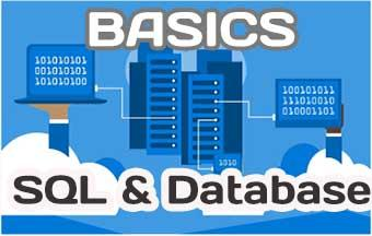 SQL and Database Basics for novices