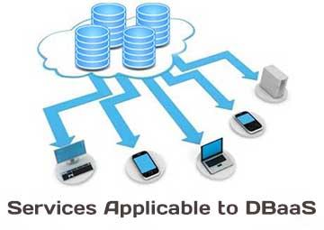 DBaaS - Services Applicable in Cloud Computing