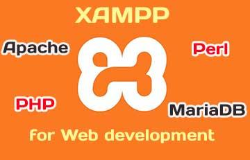 Installing and using XAMPP