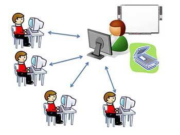 Создание модульных систем обучения с использованием баз данных ...