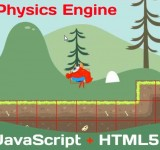 JavaScript & HTML5: Implementing the 2D Physics Engine Core