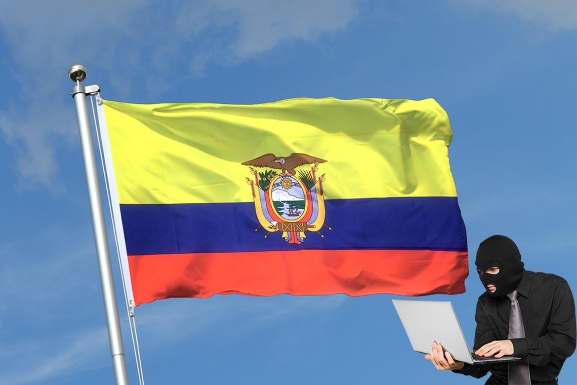 Ecuador: data leakage of almost all citizens