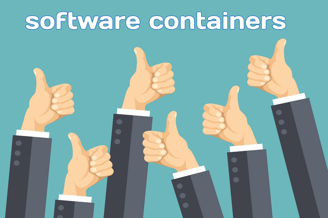 Why are software containers important?
