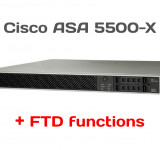 Cisco ASA 5500-X: Reimaging Essentials for FTD functions