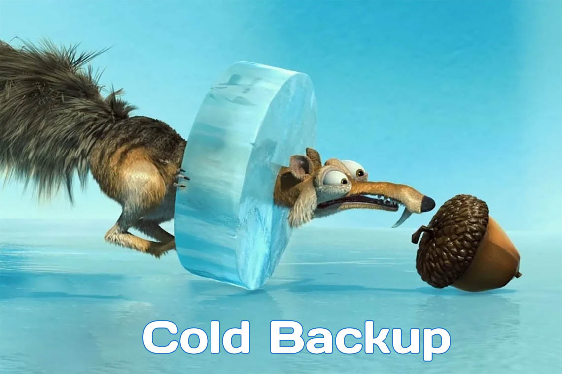 Cold-Backup Strategy for a Noarchivelog Mode Oracle Database 12C