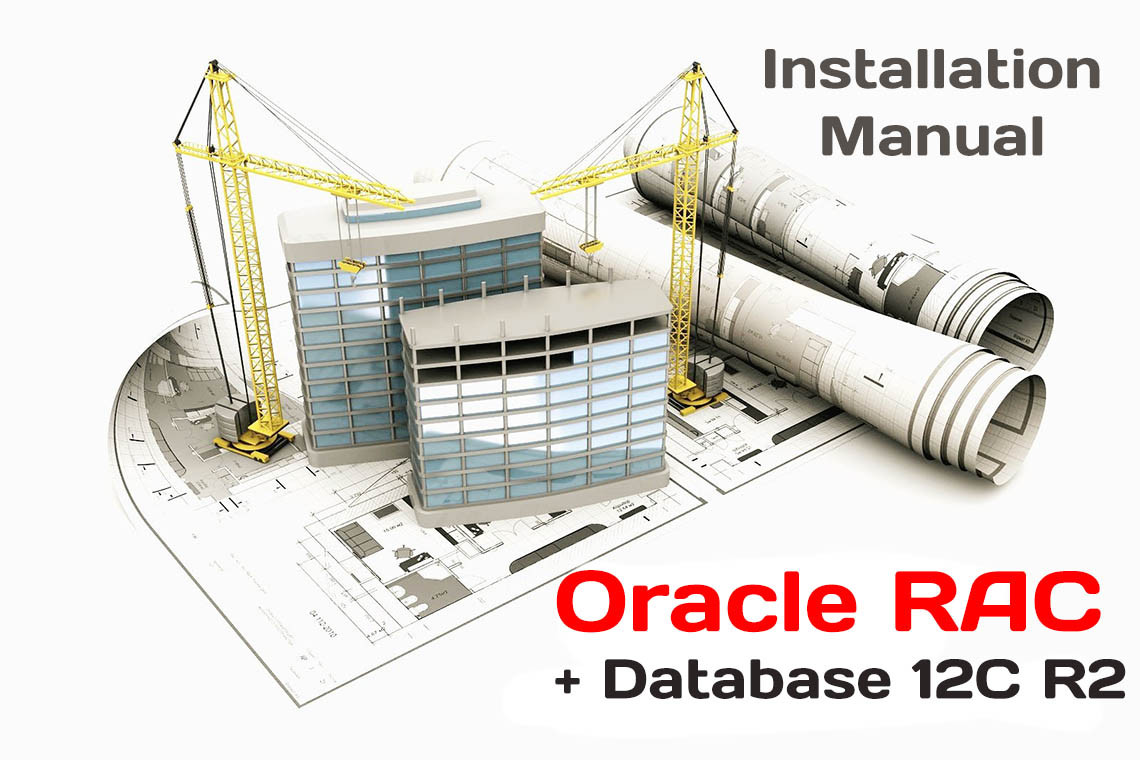 Installing Oracle RAC with database 12C install