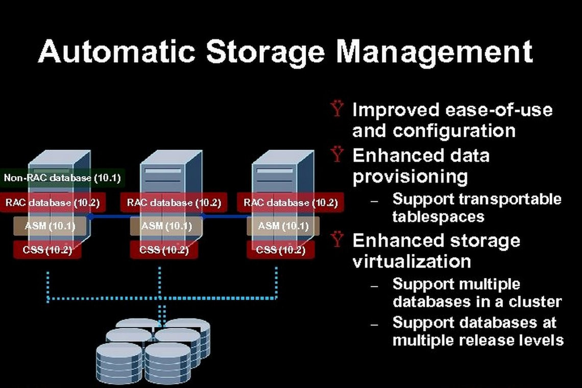 Oracle Automatic Storage Management (ASM)