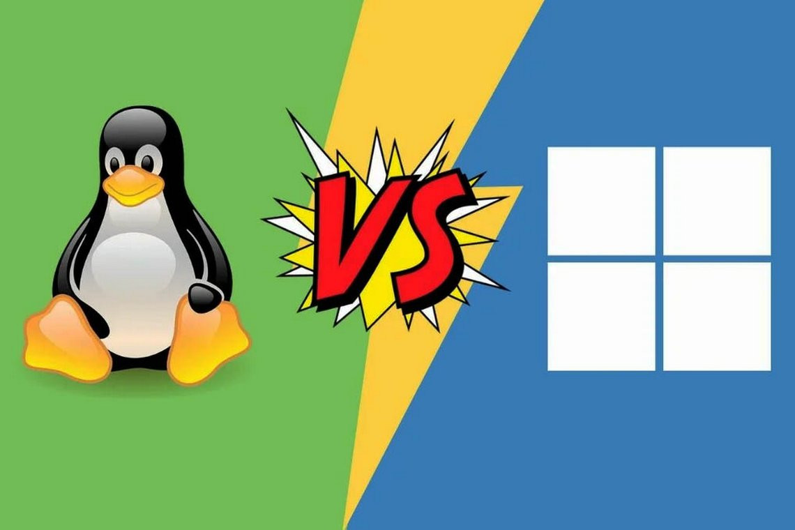 Windows VS Linux comparison