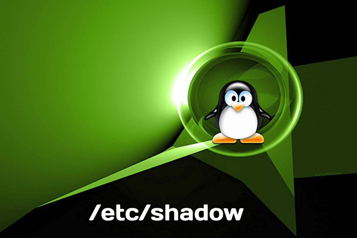 /etc/shadow File in Linux