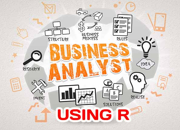 How to impliment R language for Business  Analysis