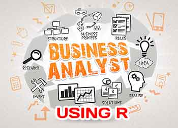 Using R language for Business Case Analysis