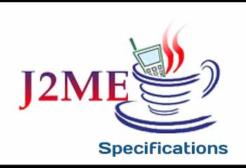 J2ME Specifications