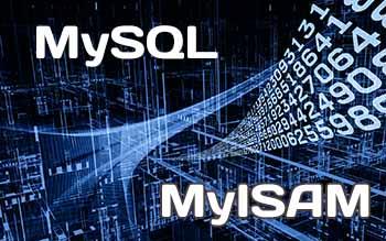 MyISAM: подсистема хранения базы данных MySQL