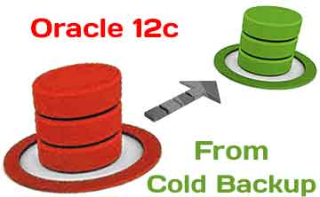 Restoring Oracle Database from cold backup