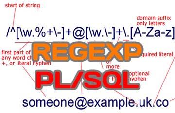 Поиск и замена в PL/SQL с использованием регулярных выражений