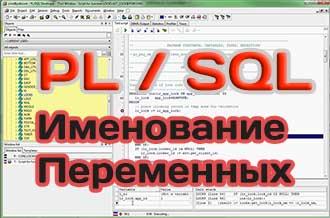 Присваивание имени переменным и константам в PL/SQL: правила и исключения