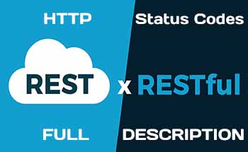 What is RESTful? Full description with exaples