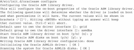 configuring ASM on a Linux machine