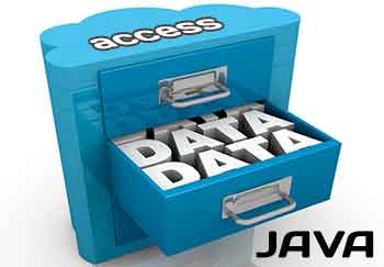 enterprise data stores  and Java Data Access