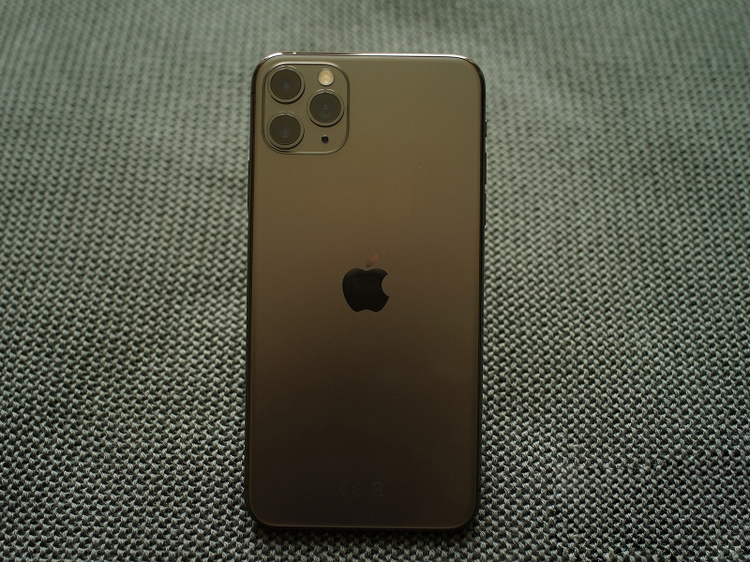 iPhone 11 Pro Max back view
