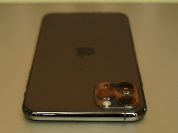 iPhone 11 Pro Max side view