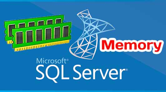 Memory architecture in MS SQL 2017 database server