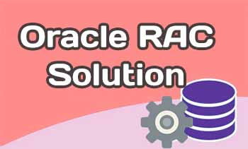 Oracle RAC Solution