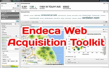 Endeca Web Acquisition Toolkit