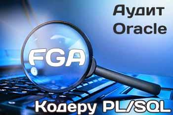 Детализированный аудит FGA для кодера PL/SQL: безопасность и производительность