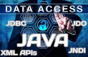 Introducing Java Data Access Technologies: JDBC, JNDI, JDO, XML APIs