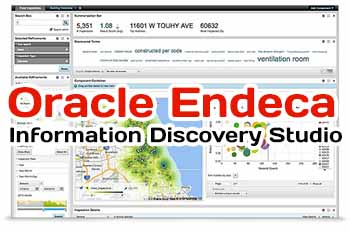 Oracle Endeca Information Discovery Studio overview