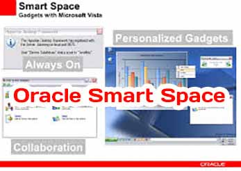 Oracle Smart Space