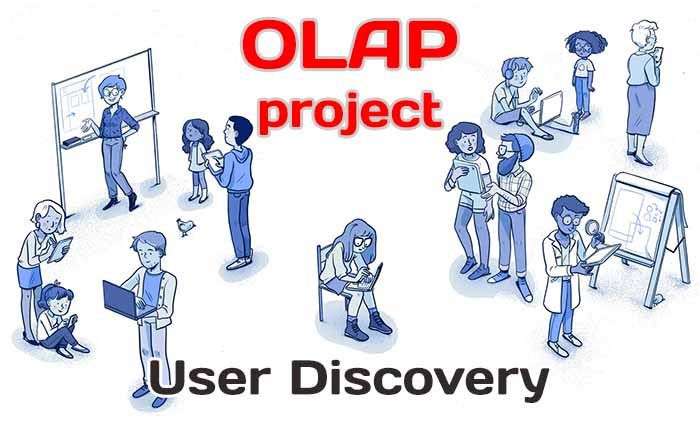 User Discovery in OLAP project