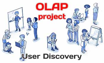 User Discovery in OLAP implementation