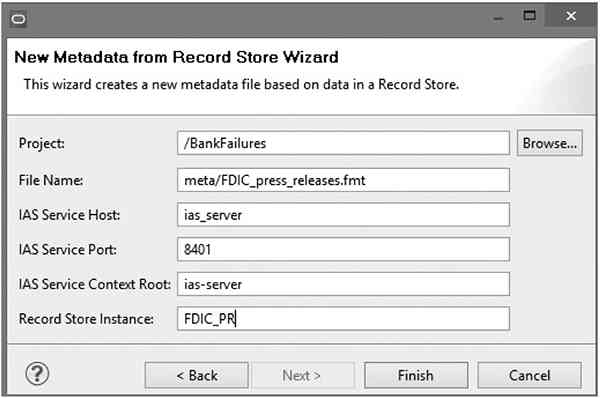 RECORD_STORE_READER Endeca ETL component