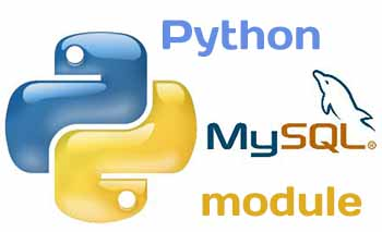 MySQL module for Python Importing
