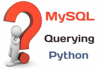 MySQL database queries from Python