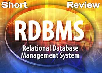 RDBMS databases review