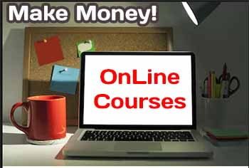 Create Online Courses to Make Money