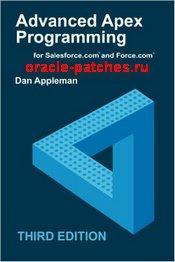 Книга Advanced Apex Programming for Salesforce.com and Force.com