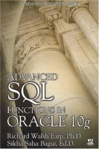 "Книга ""Advanced SQL functions in Oracle 10g"""