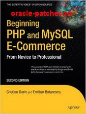 Книга Beginning PHP and MySQL E-Commerce, 2-е издание