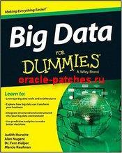 Книга Big Data For Dummies обложка