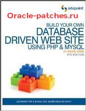 Book Build Your Own Database Driven Web Site Using PHP & MySQL, 4th Edition