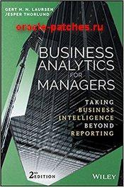 Книга Business Analytics for Managers