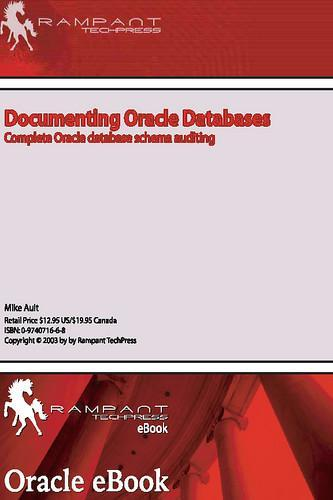 "Книга ""Documenting Oracle Databases Complete Oracle database schema auditing"""