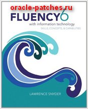 Книга Fluency With Information Technology - 6th Edition